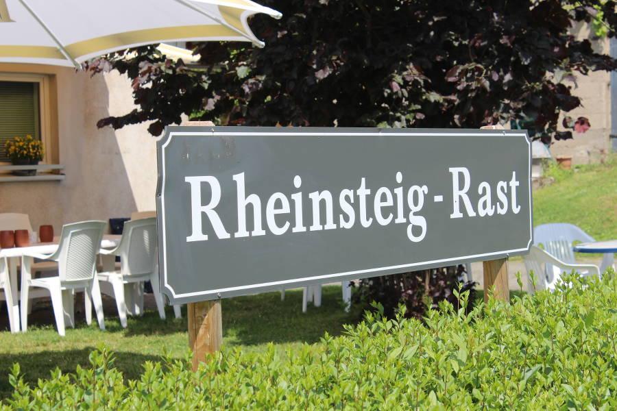 Rheinsteig Rast