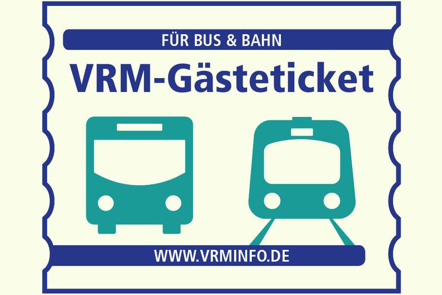 kostenloses VRM Gästeticket